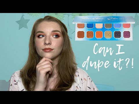 SHOPPING MY STASH FOR DOMINIQUE COSMETICS RUSTIC GLAM DUPES thumbnail