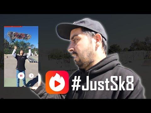 QUER APARECER NO LB SKATE? Vigo Video #JustSk8