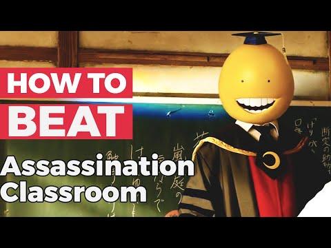 "How To Beat ""Koro-sensei"" in  Assassination Classroom (2016)"