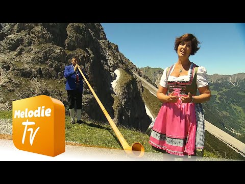 Petra Böck - Das Alphorn ruft vom Berge