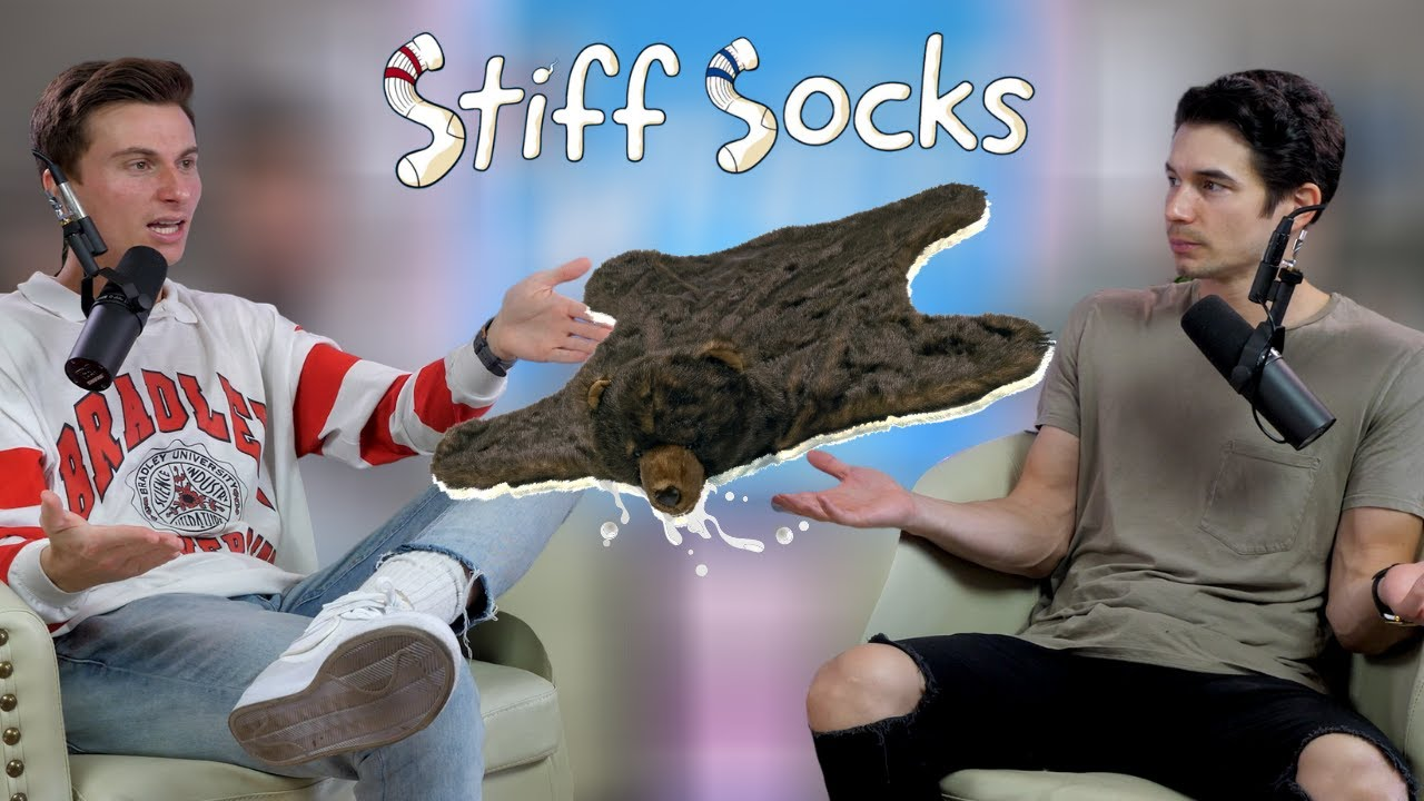 Bear Rug C*m Towel | Stiff Socks Podcast Ep. 105