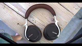 Review: Shure AONIC 50 im Test | tolles Design trifft gutes Noise-Cancelling | techloupe