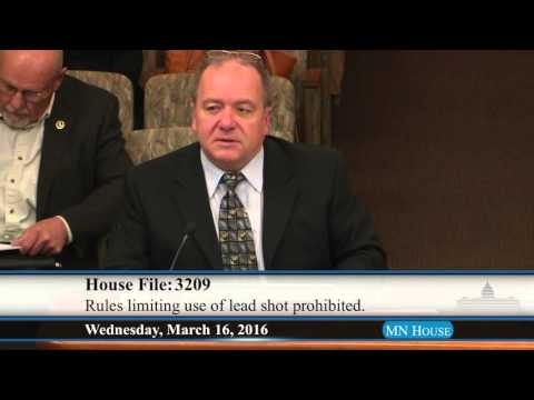 House Mining and Outdoor Recreation Policy Committee  3/16/16