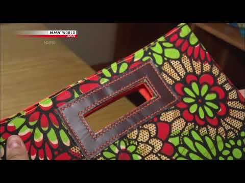 RISING - Going Global with African-print Bags [1080p]