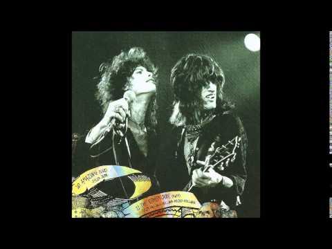 Aerosmith Rats In The Cellar I Wanna Know Why Live Boston