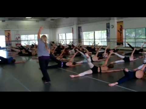 Colorado Ballet Academy Summer Intensive Program - Modern Dance