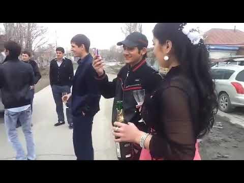 цыганская свадьба 2018 на улице