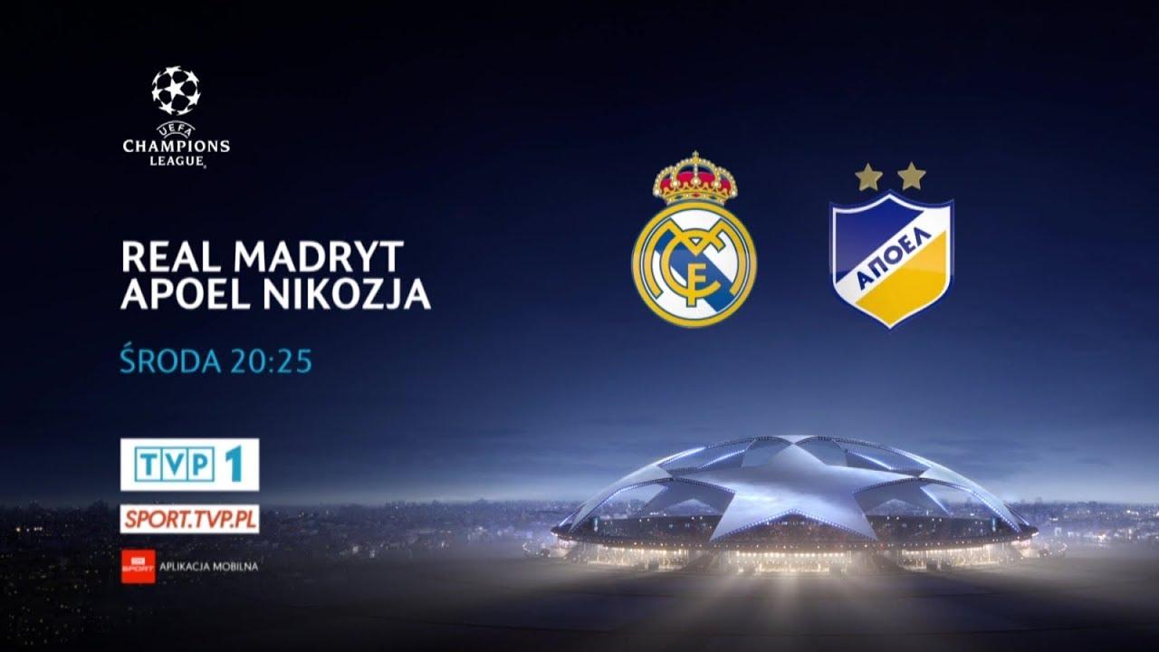 Liga Mistrzów: Wybraliście mecz Real Madryt vs APOEL Nikozja!
