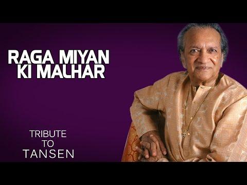 Raga Miyan Ki Malhar | Pandit Ravi Shankar (Album: Tribute To Tansen)