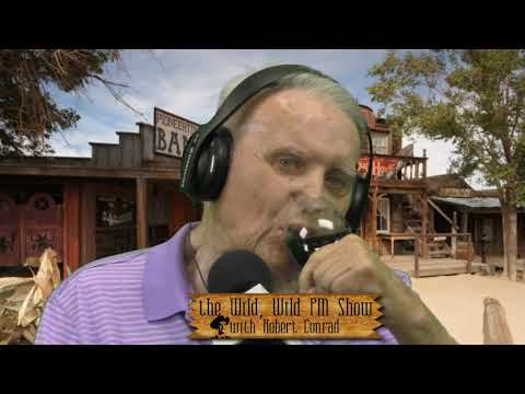 The Lounge with Robert Conrad 7-18-19 Full Show!!