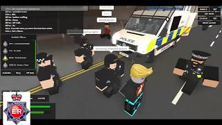 Roblox| Eastbrook beacomes a battel ground-Tactical fire arms unit-Deployed!