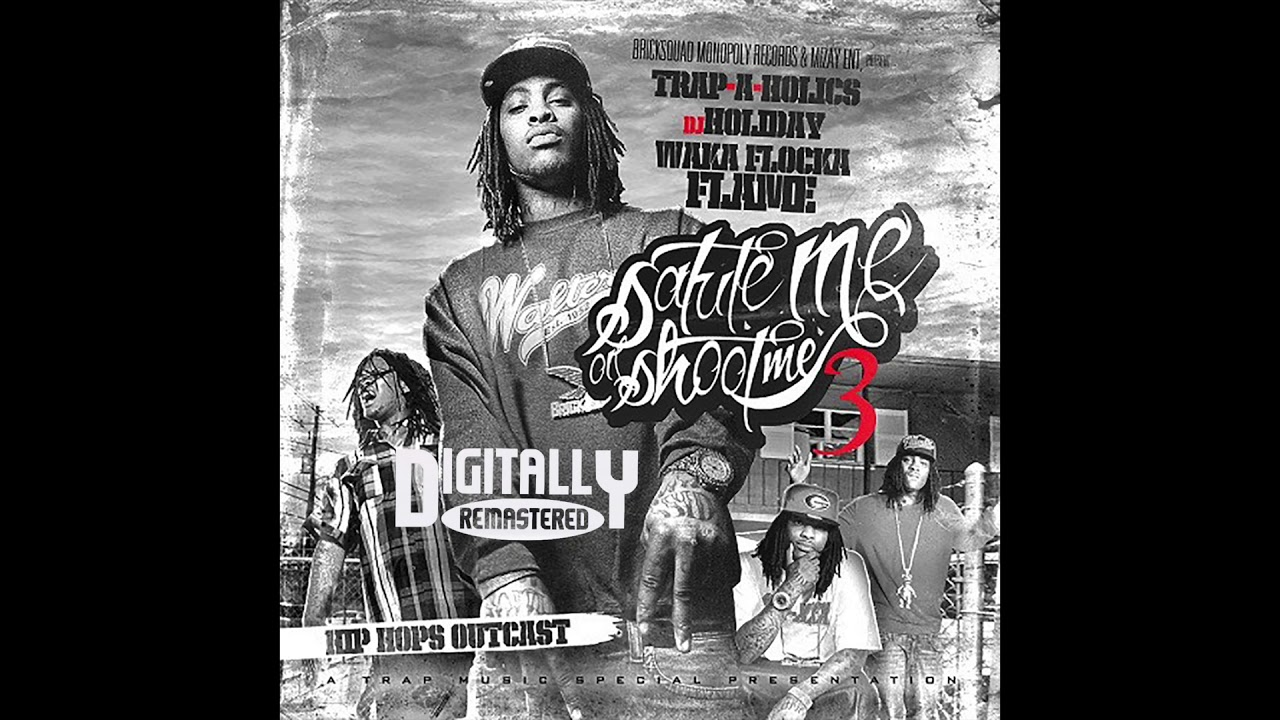 Waka flocka flame- young money brick squad (With images