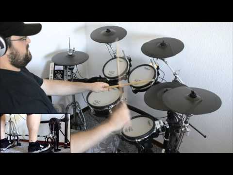SLIPKNOT - THE DEVIL IN I - DRUM COVER HQ HD - Superior Drummer 2.0 + Metal Machine