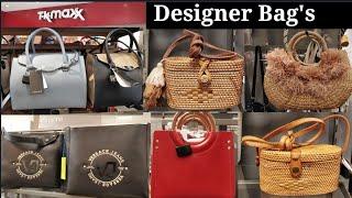 #TkMaxx #designerbag #june2019 T.k. Maxx Designer Bags /Come shopping with me /June 2019