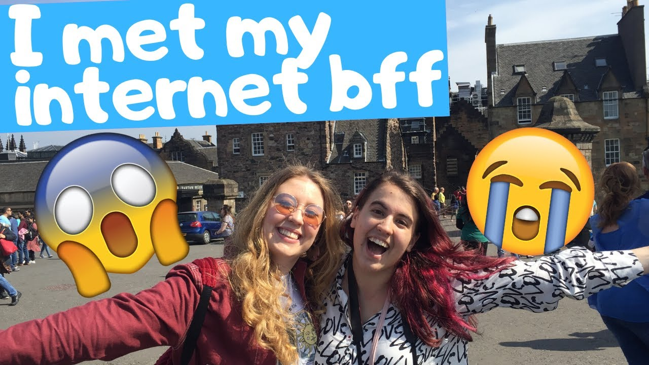 You CAN make friends through social media