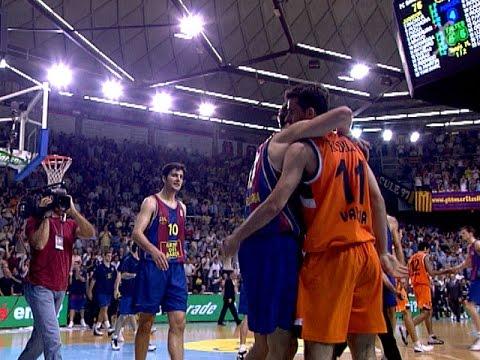 ACB Clásicos: Decide Jasikevicius
