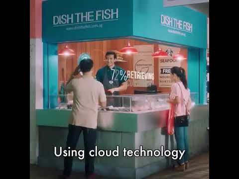 Dishthefish - Singapore Ministry Of Communication And Information (Gov.sg)