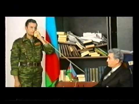 "Film 4 of 12 series movie ""The moment of the truth"" -""Bir anin hegigeti""/azerb/."
