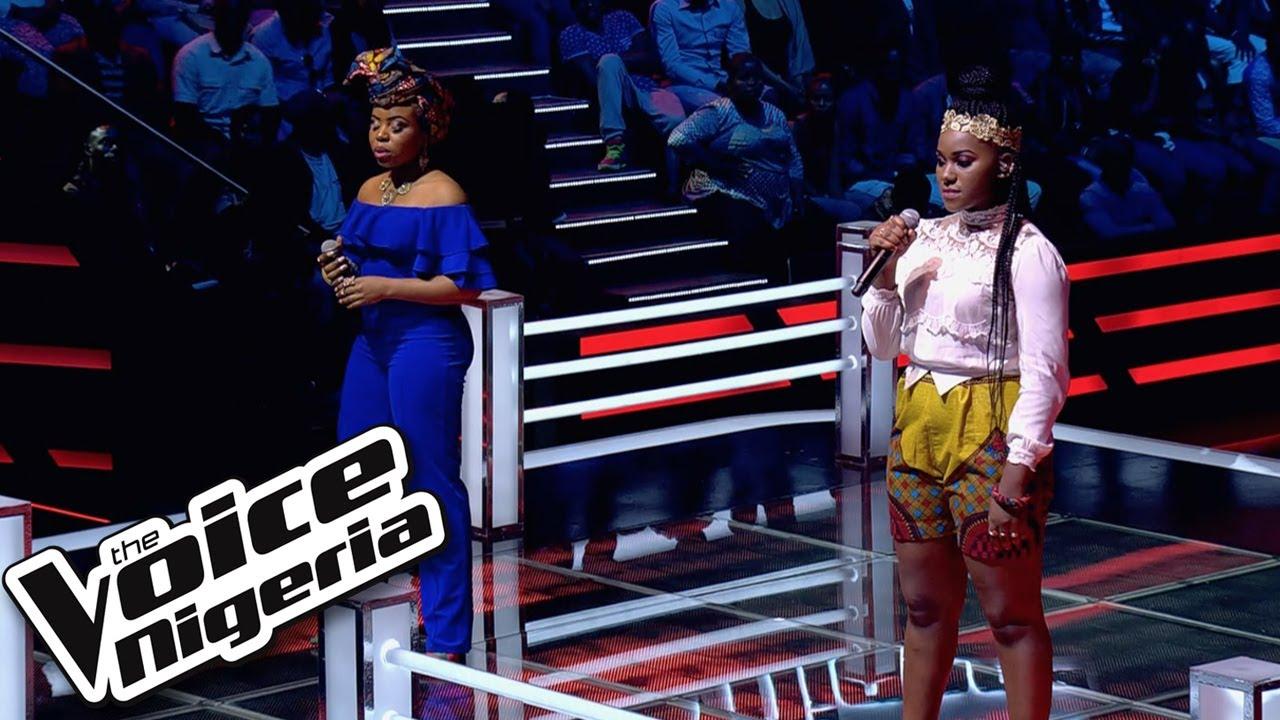 "Download Favour vs KessyDriz - ""Na gode"" / The Battles / The Voice Nigeria Season2"