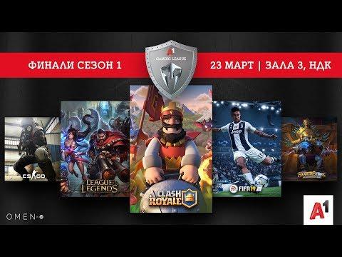 A1 Gaming League - Clash Royale - Finals