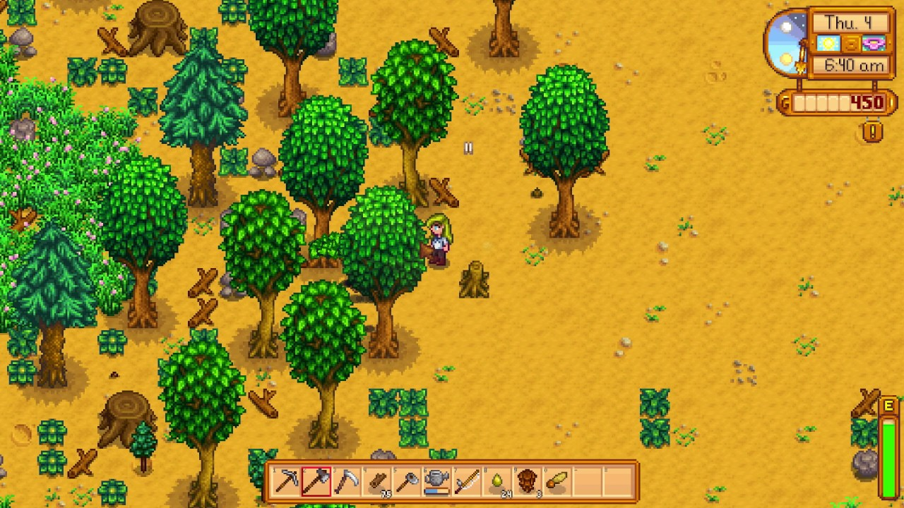 How to get Maple Seeds  Stardew Valley  YouTube