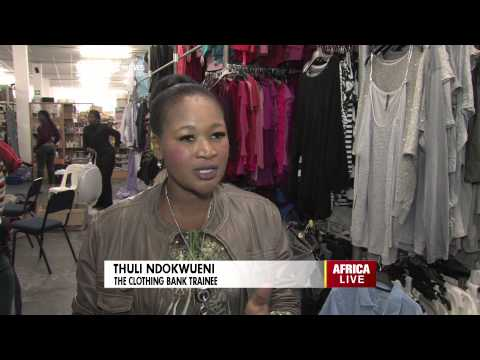 South Africa's Clothing Bank