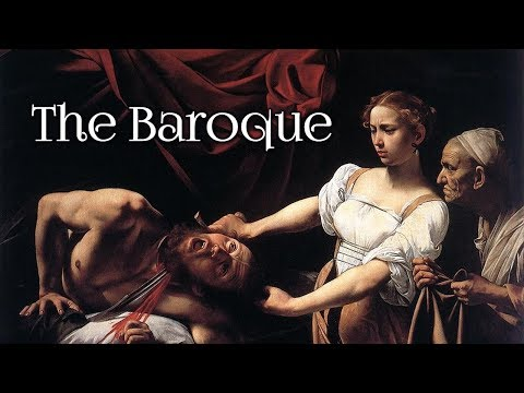 Baroque Painting (Baroque Art: Part I)