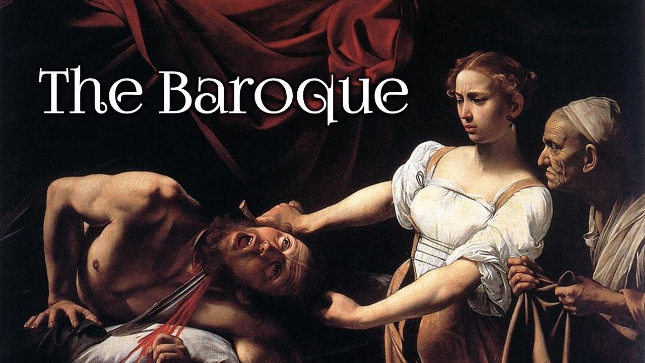 baroque art pieces