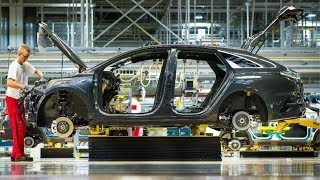 kia ProCeed Production Assembly Line in Zilina Plant