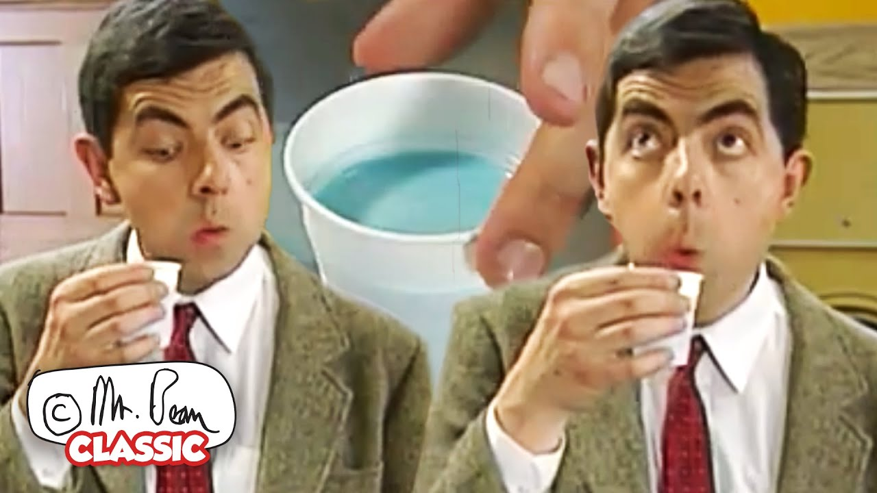 A COFFEE Fix...   Mr Bean Full Episodes   Classic Mr Bean