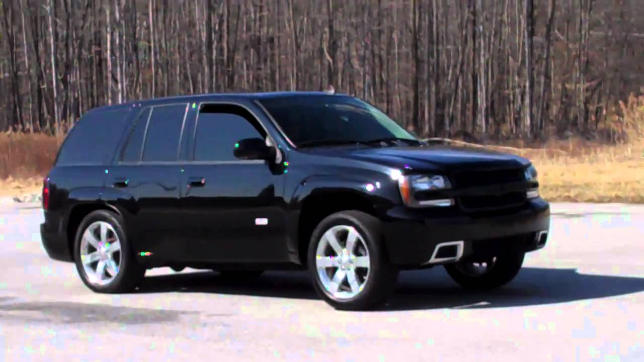 TrailBlazer SS Supercharged Launch - YouTube