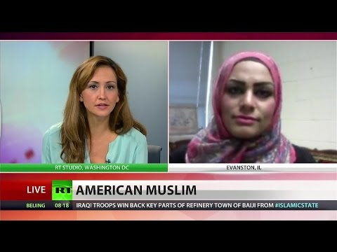 Muslim woman denied unopened soda on United Airline speaks with RT