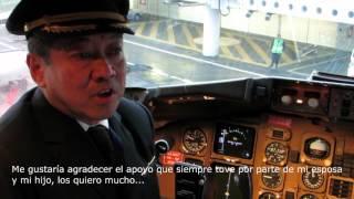 Boeing 767-300ER AeroMéxico último vuelo.