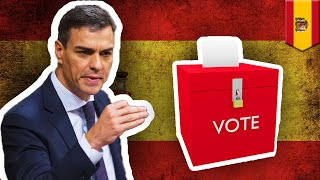 Spain may have 3rd election after budget rejected - TomoNews
