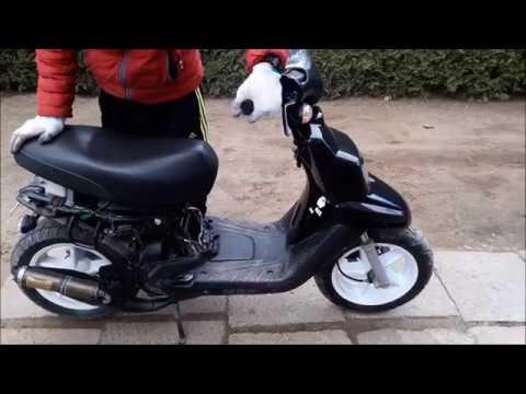 Yamaha Bws/Mbk Booster 70cc Daily Upgrade