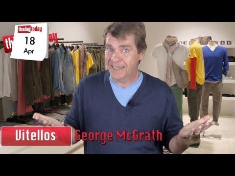 April 18: Vitello's: George McGrath