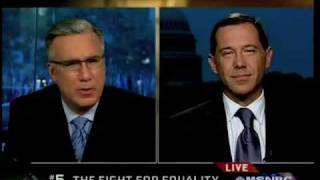 Keith Olbermann on Presidential Benefits Memorandum