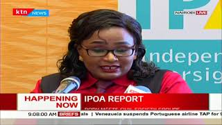 IPOA meets civil society groups over police brutality