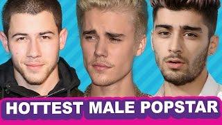 Justin Bieber vs Zayn Hottest Male Pop Artist Right Now (Debatable)