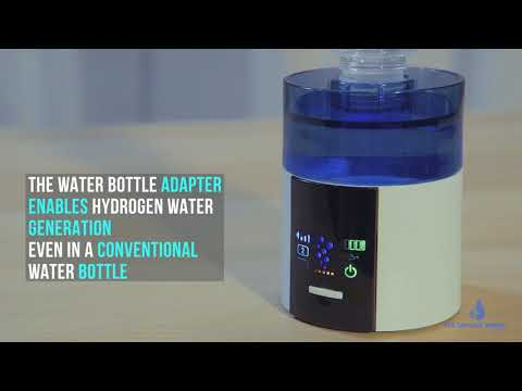 Blue Water 900 - hydrogen water generator/How to set up and use device