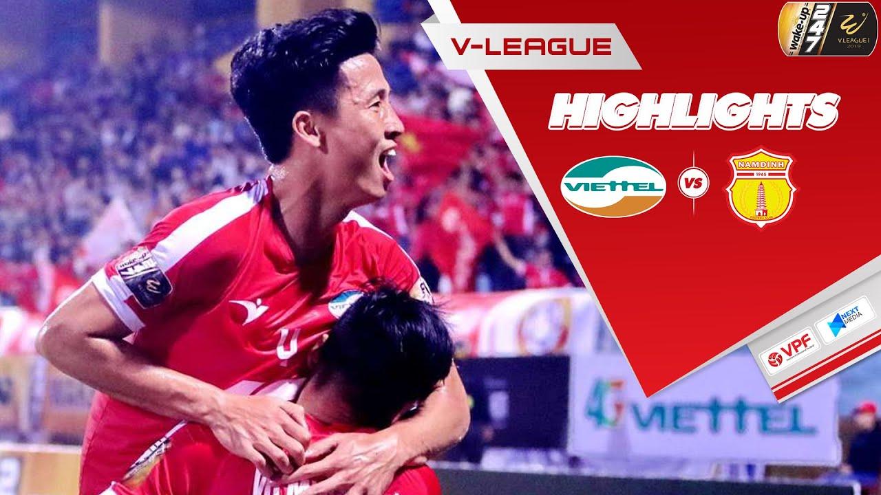 Video: Viettel vs Nam Định