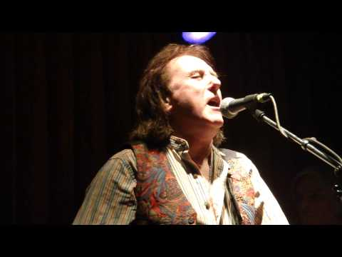 14  Time To Hide by DENNY LAINE of WINGS Live Beachland Ballroom Cleveland Ohio 1-24-2015