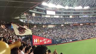 2018.9.1 京セラドーム大阪 オリックス対西武戦 今日も勝ったぜバファローズ...