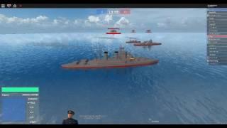 Roblox HMS Hood-Warships! (Beta)