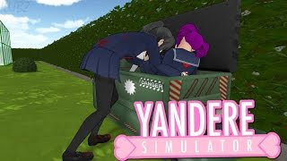 CAN YOU HIDE A BODY FROM POLICE IN THE GRINDER?! | Yandere Simulator Myths