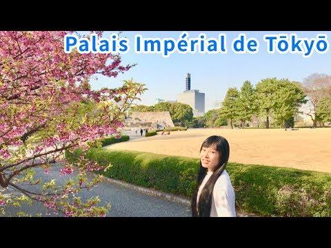 VLOG JAPON #8 Kôkyo : visite et histoire du Palais Impérial de Tôkyô, Jardins Est, Donjon & pruniers