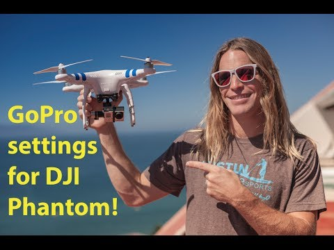 A Thorough Video Guide to Using a GoPro with a Quadcopter