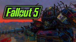 Fallout 5: Подробности, дата выхода.