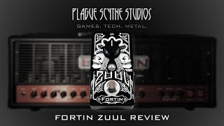 Fortin ZUUL Pedal Review -The New King of Noise Gates