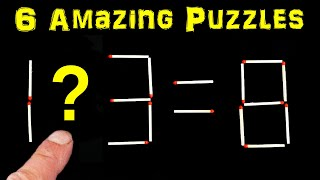Solve These Logic Brain Teaser Puzzles